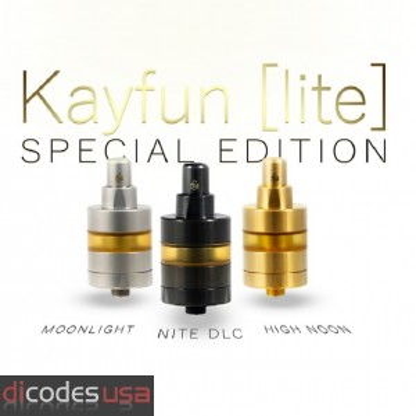 Kayfun [Lite] Special Edition