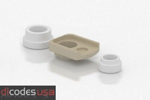 Kayfun [LITE] - Insulators Kit