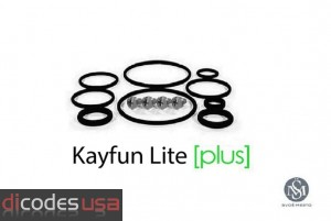 Kayfun Lite [PLUS] 2021 - Spares Kit