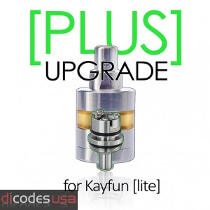 Kayfun Lite [Plus] Upgrade for Kayfun Lite [2019]
